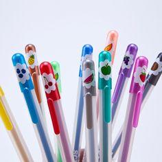 Scented Glitter Pens