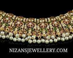 Pakistani Jewelry, Indian Wedding Jewelry, Indian Jewelry, Bridal Jewelry, Hyderabadi Jewelry, Rajputi Jewellery, Trendy Jewelry, Schmuck Design, Antique Jewelry