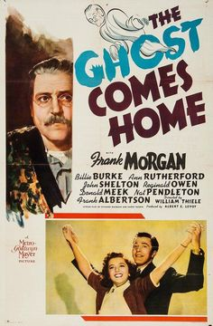 The Ghost Comes Home (1940)