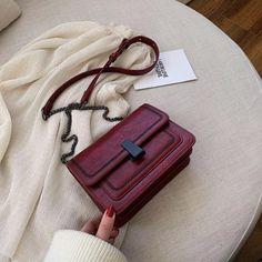Mini Crossbody Bag, Crossbody Shoulder Bag, Pink Dirt Bike, Vintage Leather, Pu Leather, Vintage Messenger Bag, Messenger Bags, Travel Handbags, Purses