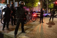 POLITICS: Portland's mayor extends state of emergency amid Antifa, BLM terror after Chauvin trial PORTLAND, OR – APRIL 20: Portland police stand guard as tensions rise with a small group of protesters on April 20, 2021 in Portland, United States. ( Photo by Paula Bronstein/Getty Images) OAN NewsroomUPDATED 7:15 PM PT – Wednesday, April 21, 2021 Portland, Oregon has been […] Source