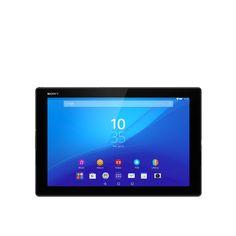 La Xperia™ Z4 Tablet es ligera y delgada, tiene un procesador potente y una pantalla brillante con 2K.