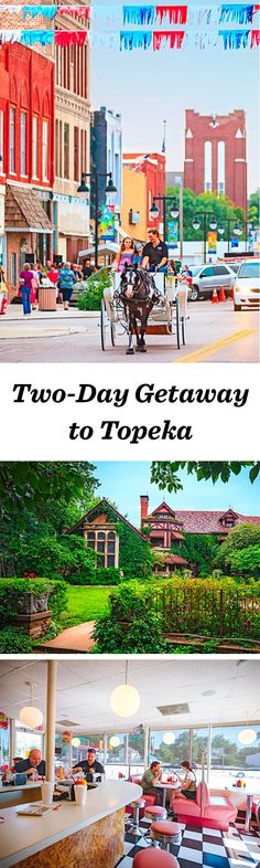 Restored architecture, interesting dining and a burgeoning arts community fill a weekend in Kansas' capital:  http://www.midwestliving.com/travel/kansas/topeka/two-day-getaway-to-topeka/ #topeka #kansas #midwest