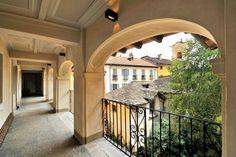 Lake Villa's stunning interiors - luxury villa rental in Lake Orta, Piedemont, Italy