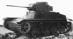 Meet the T-34 first of its name, an experimental Soviet light tank armed with 20 mm gun from 1933.