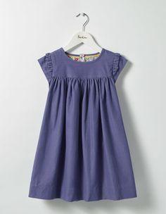 Pretty Cord Dress Boden