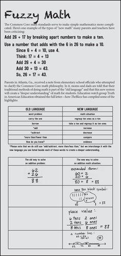 FINAL - TheBlaze Magazine May 2014 issue - Common Core - fuzzy math
