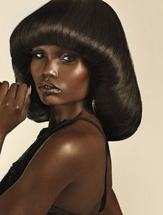 Incredible Bobs And Mushrooms On Pinterest Hairstyle Inspiration Daily Dogsangcom