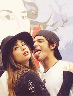 Crystal & Tyler.