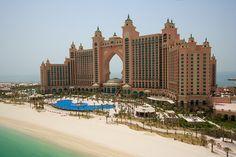 Atlantis Dubai: Majestuoso Hotel de Lujo en Jumeirah.