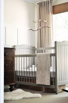 DIY - Neutral Nursery Reveal - Lots of DIY Projects + Full Source List & Price Guide
