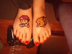 Pokemon tattoo #nintendo