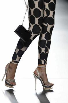 María Escoté Sexy, Platform, Heels, Fashion, Neckline, Walkway, Spring Summer, Leather, Women