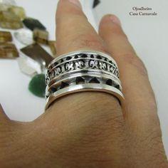 anel argonaltas prata ojoalheiro (5) Aneis Masculinos, Acessórios  Masculinos, Desejo, Prata cc057ef372
