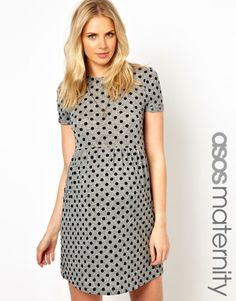 Discover the latest maternity and pregnancy clothing with ASOS. Shop for maternity dresses, maternity tops, maternity lingerie & maternity going-out clothes. Polka Dot Maternity Dresses, Asos Maternity, Maternity Tops, Maternity Styles, Maternity Clothing, Pregnancy Outfits, Mom Outfits, Fashion Outfits, Pregnancy Clothes