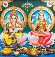 Shiva Art, Shiva Shakti, Hindu Art, Ganesha Tattoo, Lord Shiva Family, Lord Vishnu Wallpapers, Vintage Calendar, Ganesha Painting, Puja Room