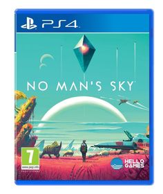 No Man s Sky - Limited Edition (PlayStation 4) - Hello Games