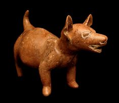 Colima Dog, Ancient West Mexico Pre-Columbian Art