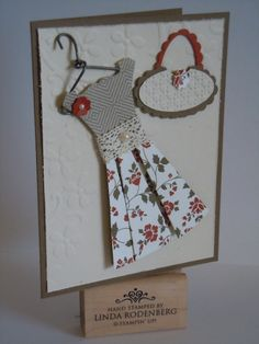 Dress Up! by Lindam530 - Cards and Paper Crafts at Splitcoaststampers
