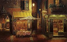 Viktor Shvaiko, Evening in Verona