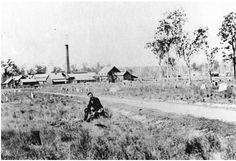 Yengarie Sugar Mill, Yengarie, ca. 1874.
