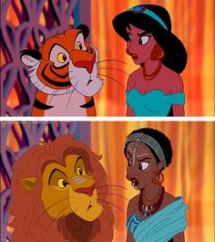 Disney princesses ethnicity swap. Amazing. -Cosmopolitan.co.uk I absolutely ADORE this