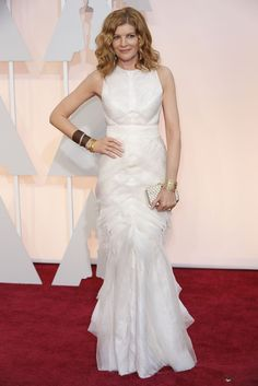 Rene Russo  at the 2015 Academy Awards