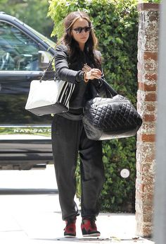 Bags, Sunglasses, Beaded Bracelets, SHOES <3, Black on Black