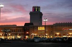 Outlet Mall San Marcos, Texas