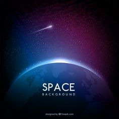 More than 3 millions free vectors, PSD, photos and free icons. Exclusive freebies and all graphic resources that you need for your projects Space Backgrounds, Backgrounds Free, Best Logo Fonts, 3d Cinema, Galaxy Background, Pattern Background, Planets Wallpaper, Space Illustration, Astronauts In Space