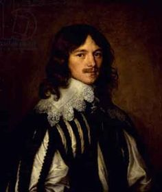 Lucius Cary, 2nd Viscount Falkland  by Anthony van Dyck
