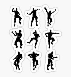 'Fortnite Dances - small' Sticker by Mariana Hurtado Happy Birthday Logo, Birthday Cards For Boys, Boy Birthday Invitations, Birthday Party Decorations, Party Themes, Xbox Party, Funny Text Memes, Cover Photo Quotes, Birthday Pictures