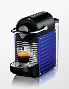 Nespresso Pixie C60 İndigo Mavisi Kahve Makinesi / Nespresso Pixie C60 Electric Indigo Coffee Machine http://alwaysfashion.com/p/1214/pixie-indigo-mavisi-kahve-makinesi