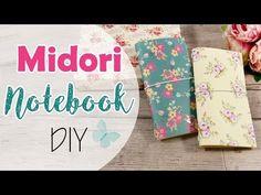 Midori Notebook - Agenda Midori - YouTube