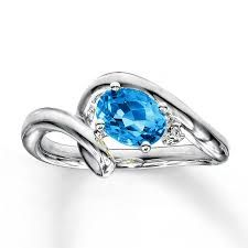 blue topaz ring - Поиск в Google