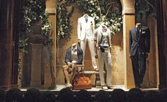 Pressed in classic looks, Ralph Lauren, once again, combines sporty and sophistication