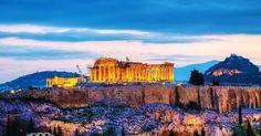 Lua de mel em Atenas | Grécia #Atenas #Grécia #europa #viagem