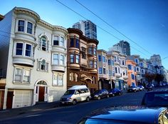 Streets of San Francisco. Photo courtesy of pktravels on Instagram.