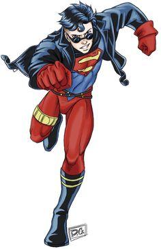 Bring back the True 52.  Superboy