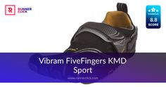 Searching for a review of the FiveFingers KMD Sport? Take a look at our test and review, Pros & Cons and what to be aware of before buying them in a store!