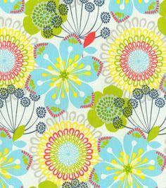 Roman shade...PKL Modern Essentials- Summer Spin Lake  Fabric, , hi-res