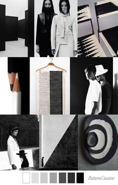 POSITIVE NEGATIVE   pattern curator   Bloglovin'