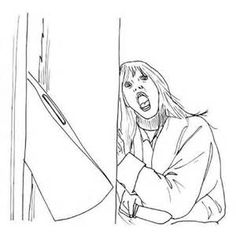 movie theme coloring pages - photo#49