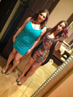 Mamma e figlia selfie - Erotik selfies