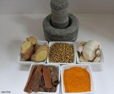 5 Ayurvedic Spices