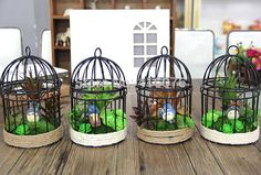 New Arrival! 2pcs/lot European Style Resin Animal Candle Holder Decoration Birdcage Design Lantern Home Decor Resin & Metal Gift-in Candle Holders from Home & Garden on Aliexpress.com   Alibaba Group