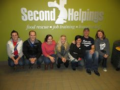 Transforming Lives Through the Power of Food - Marion County Young Farmers Volunteer at Second Helpings - via www.boilermakerag.com