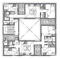 [BY 전원주택라이프] 다세대 주택이 더덕더덕 붙어있는 경기 성남시 복정동. 천편일률적인 외관을 갖춘 ...
