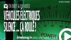 #VIDÉOBRÈVE #véhiculeelectrique : trop silencieux en ville ?: Une étude menée montre les risques de l'absence de bruit… pour + d'infos/vidéo