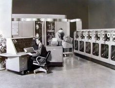 The Univac 1 Computer system (1951)